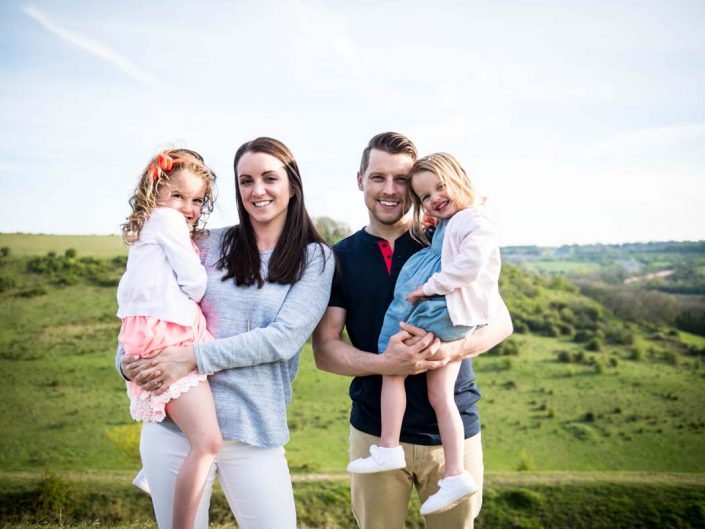 Ellie & Lee – Family Shoot