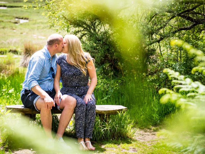 Hollie & Rob - Engagement shoot