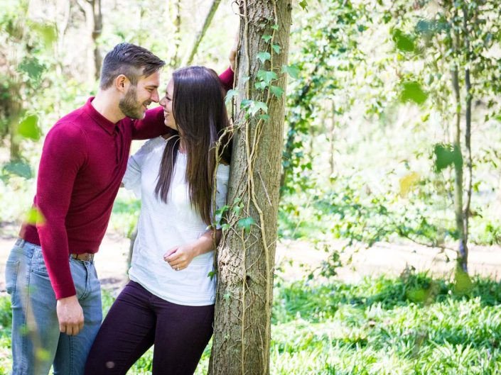 Kirsty & Sam Engagement shoot