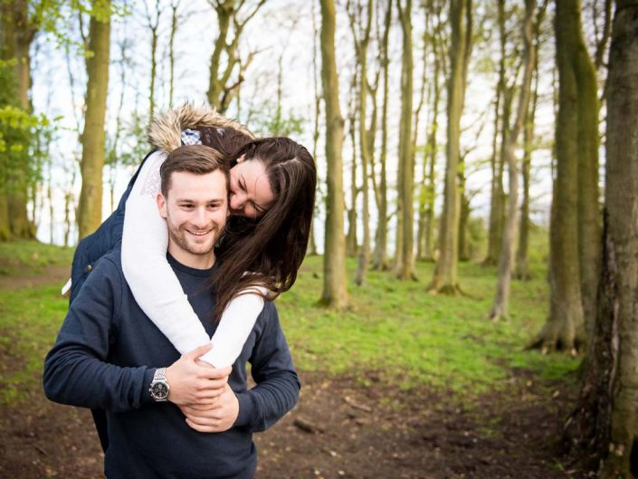 Leanne & Ben - Engagement shoot