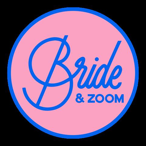 Bride and Zoom Logo