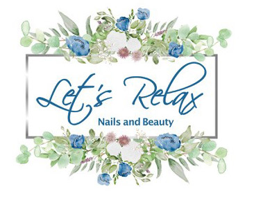 Lets Relax Logo