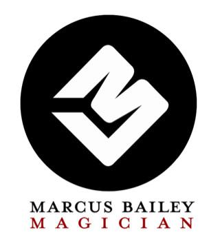 Marcus Bailey Magician Logo